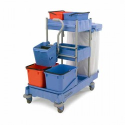 Trolleys de limpeza Numatic NPT1605